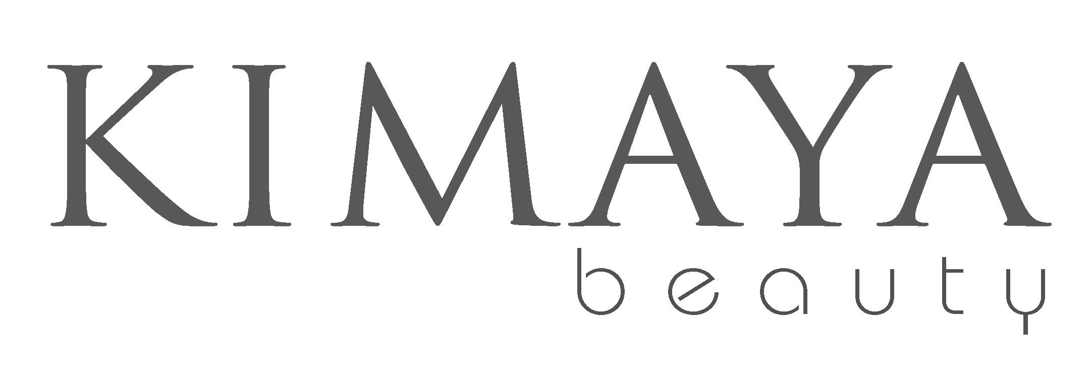 kimaya beauty logo